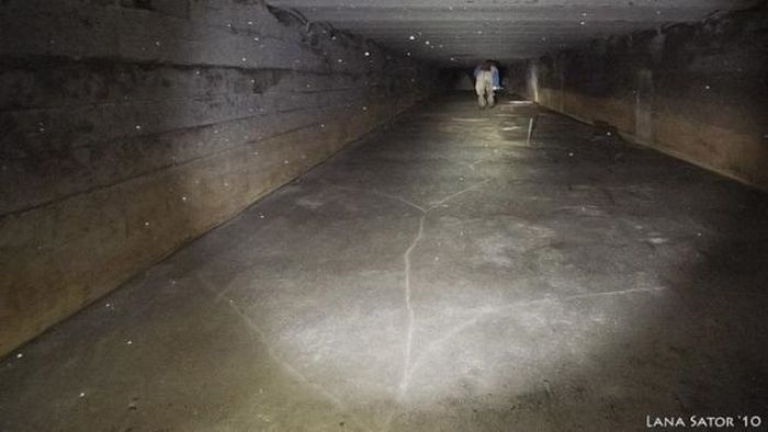 Mysterious Tunnel Discovered In An Old Shed Others