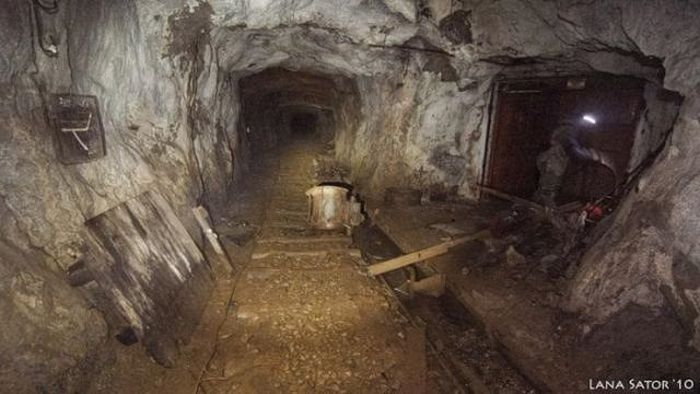 Mysterious Tunnel Discovered In An Old Shed