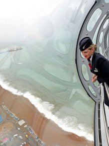 Panoramic Tower In Brighton Offers Incredible Views