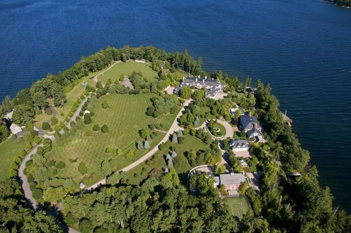 For Only $26 Million You Can Own This Gorgeous New Hampshire Property