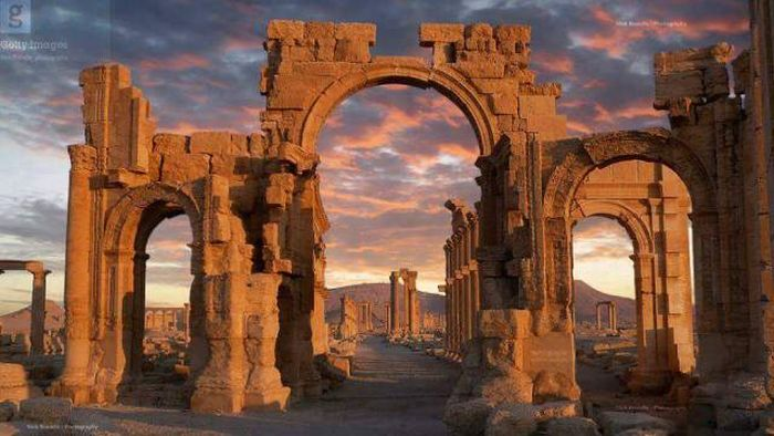 Syria Used To Be A Beautiful Place Before The War