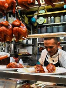 Street Vendor In Singapore Receives Michelin Star