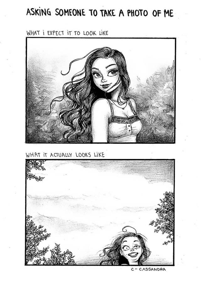 Funny Comics Show The Problems Women Face Everyday