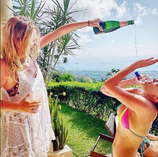 Rich Kids Of Instagram Live It Up While Flaunting Their Daddy's Money