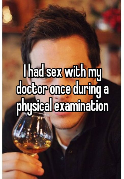 Patients Share Stories About Sexual Encounters With Their Doctor