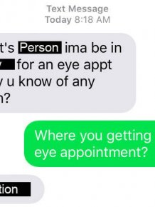 Guy Searching For Weed Sends Text To The Wrong Person