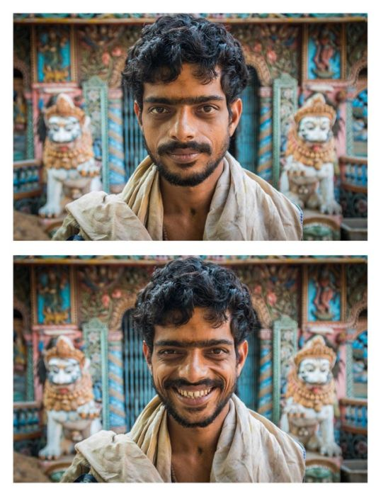 How A Smile Can Completely Change Your Perception Of A Stranger