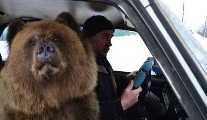 Photos From Russia That Prove The Country Is Out Of Control