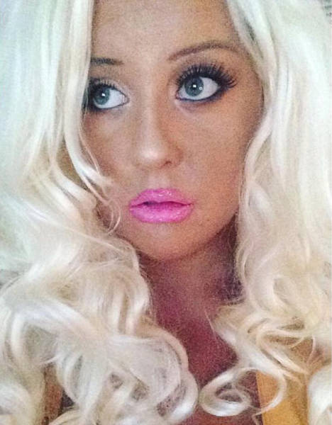 This Woman Continues To Spend Thousands Of Dollars To Look Like A Real Life Barbie