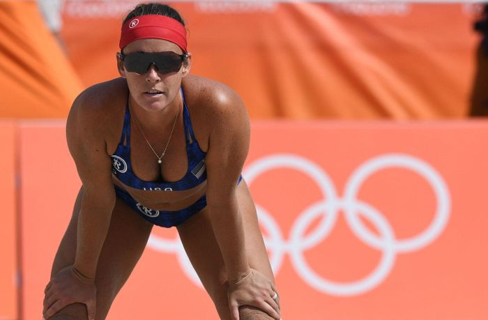 Awesome Action Shots From Beach Volleyball At The Olympic Games In Rio