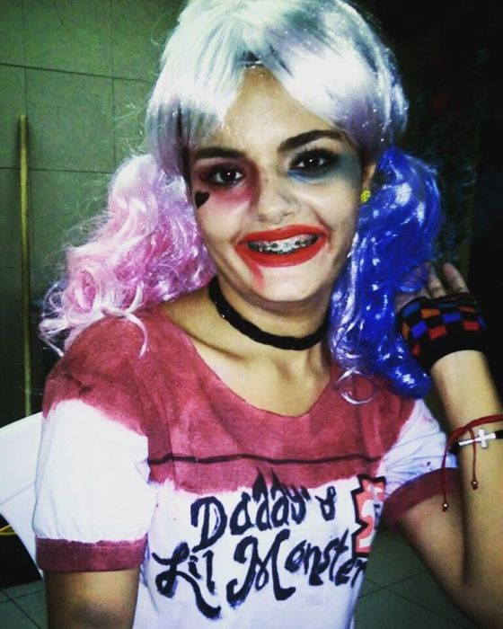Harley Quinn Suicide Squad Cosplay Gone Wrong