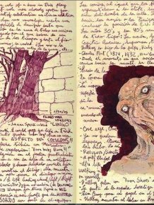 A Look Inside Guillermo Del Toro's Sketchbook