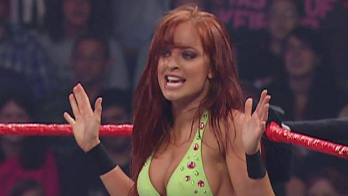 The Hottest Female Wrestlers Of All Time