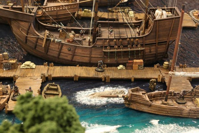 Fantasy Dioramas That Are Nothing Short Of Impressive