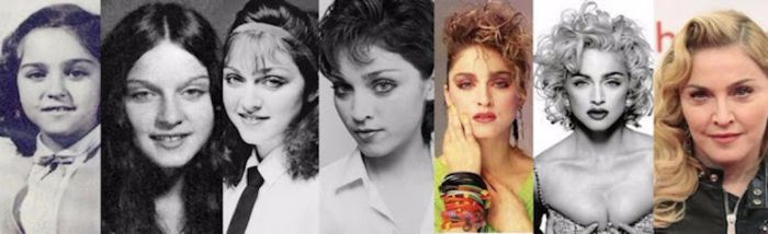 How Some Of The World's Most Famous Celebrities Have Changed Over The Years