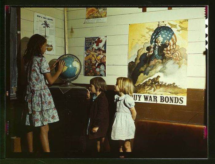 What Life Was Like In The US During World War II