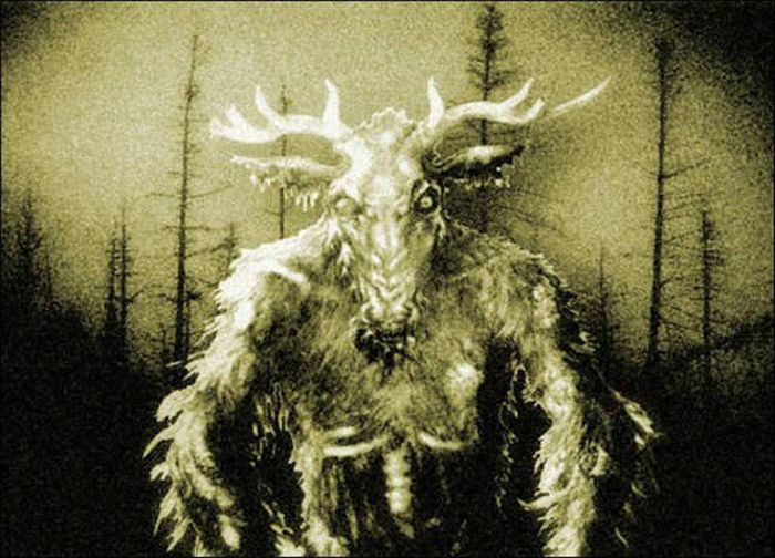 Scary Mythological Monsters From North American History