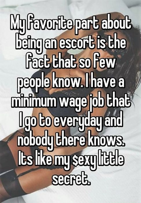 Professional Escorts Reveal Secrets About Their Line Of Work
