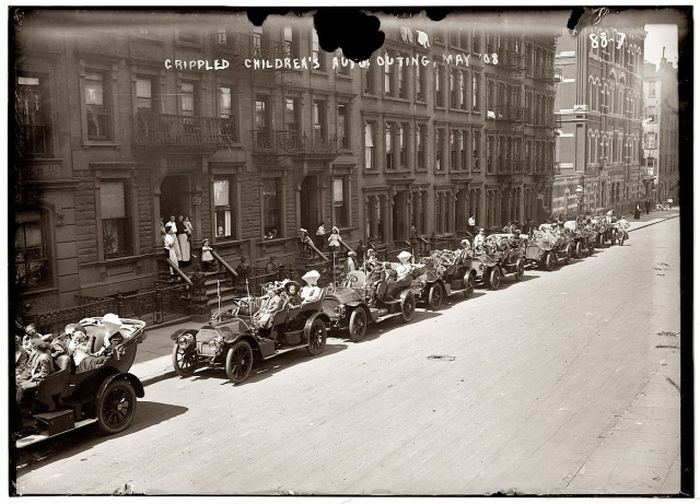 Vintage Photos Of New York City From 100 Years Ago