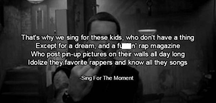 Memorable Lines From Eminem Songs That Prove He's One Of The Greatest
