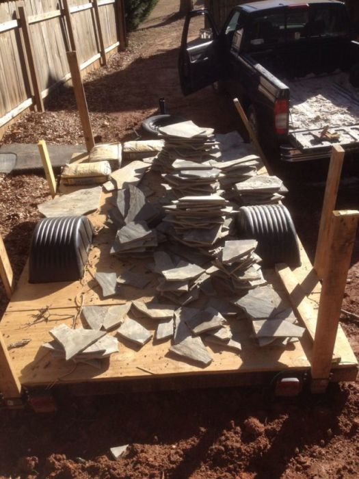 How To Build A Beautiful Fire Pit In Your Backyard Using Stones And Blocks