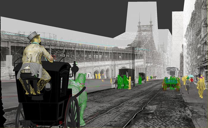 Photographer Turns Old Photos Into Stunning 3D Animations