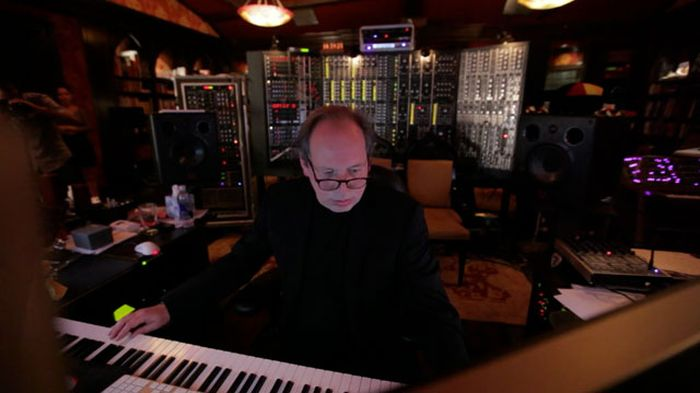 A Look Inside Hans Zimmer's Incredible Studio