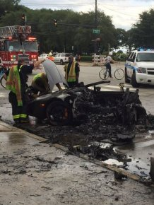 Lamborghini Huracan Gets Smashed To Pieces In Collision