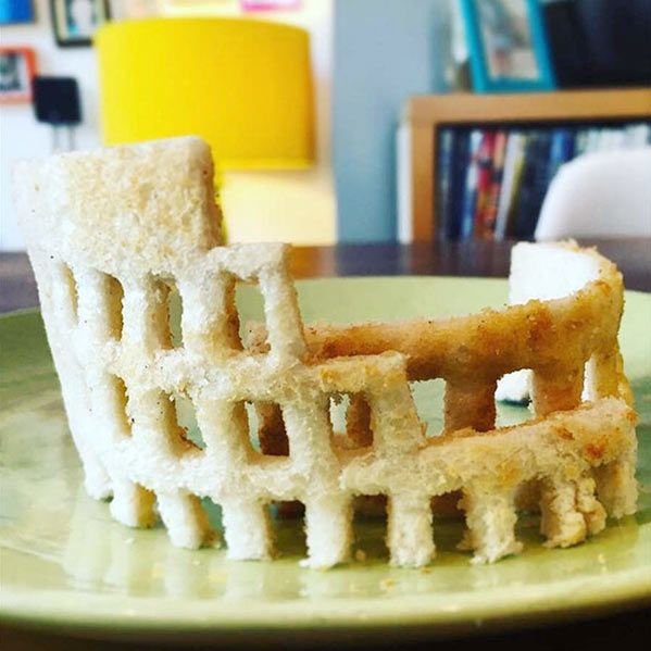 For This British Dad Breakfast Isn't A Meal, It's Art