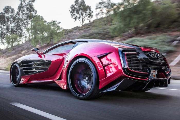 The Most Incredible Cars In The History Of Monterey Car Week