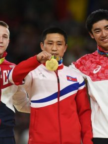 This Gymnast Is The Saddest Gold Medal Winner At The Olympic Games