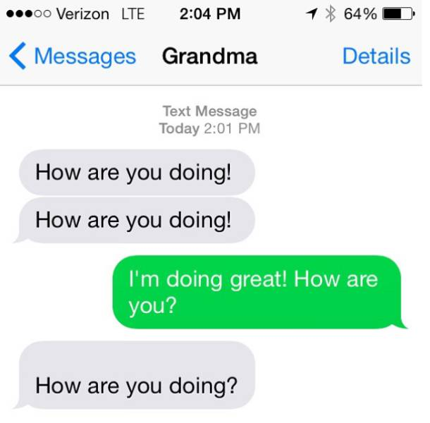 This Is Why People Need To Text Their Grandparents More