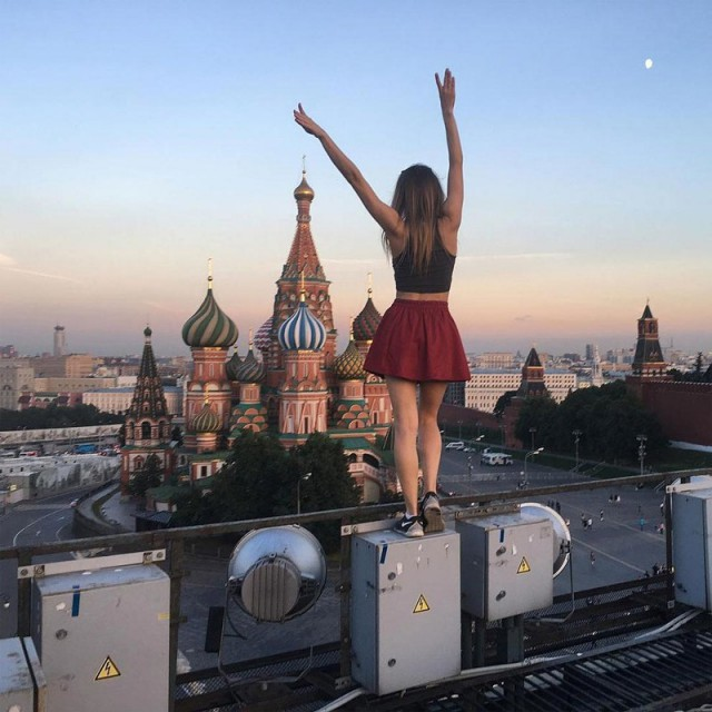 Self Taught Photographer Takes Stunning Photos In High Places
