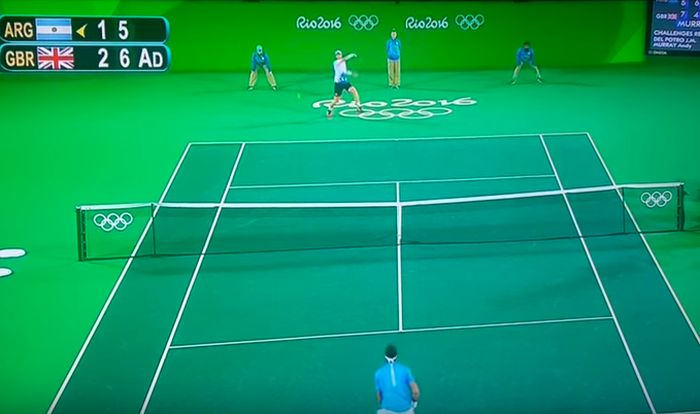 The Internet Turned The Olympic Tennis Final Into Something Magical
