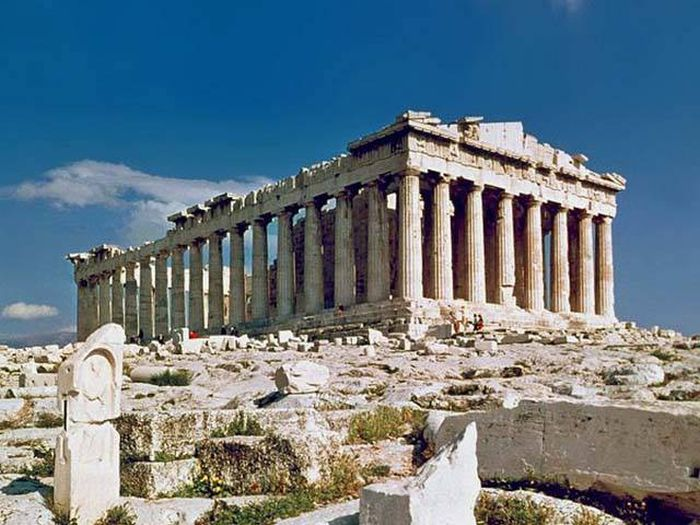 Famous Ancient Ruins From Around The World