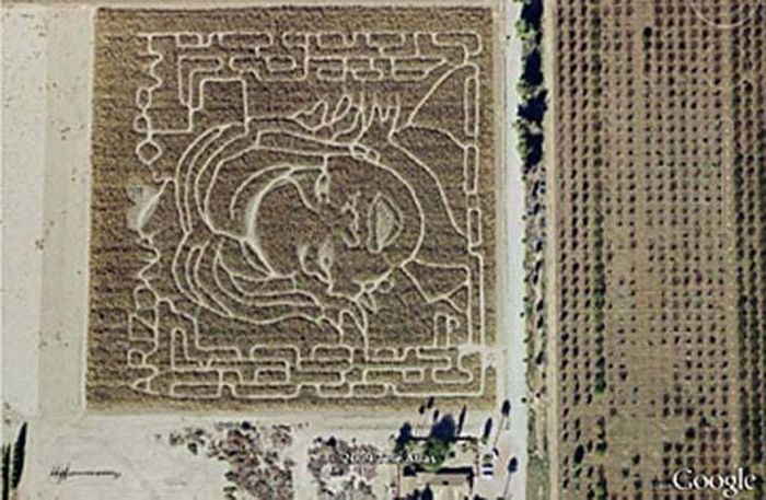 Unbelievable Discoveries That Were Made While Using Google Earth