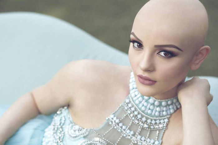 Cancer Couldn't Stop This Girl From Feeling Like A Princess