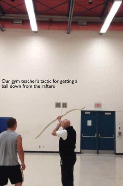 Let's Give It Up For All The Awesome Teachers That Make Learning Fun