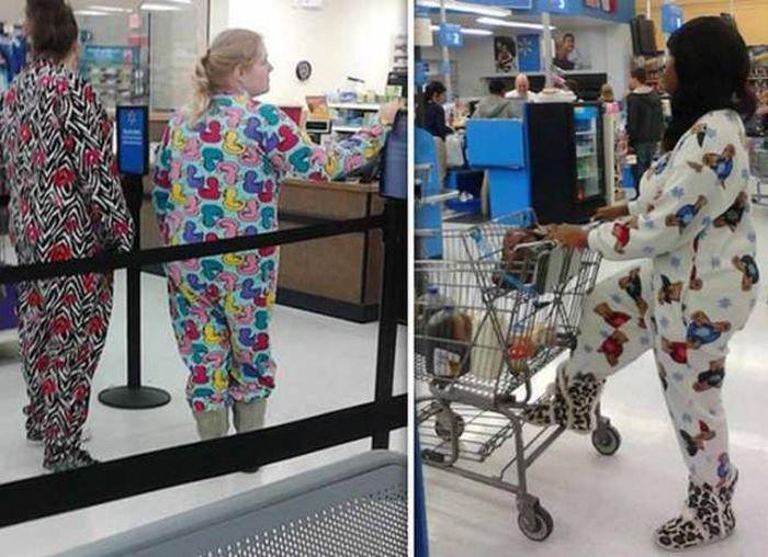 The People Of Walmart Always Wear The Most Cringeworthy