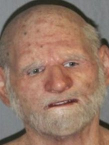 Fugitive Tries To Disguise Himself As An Elderly Man