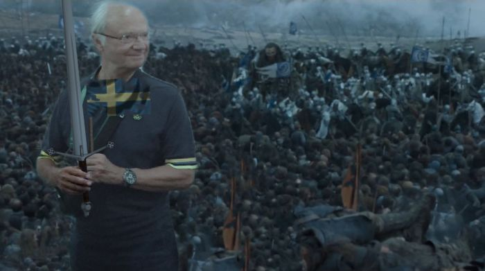 The Internet Turned The King Of Sweden Into A Hilarious Meme