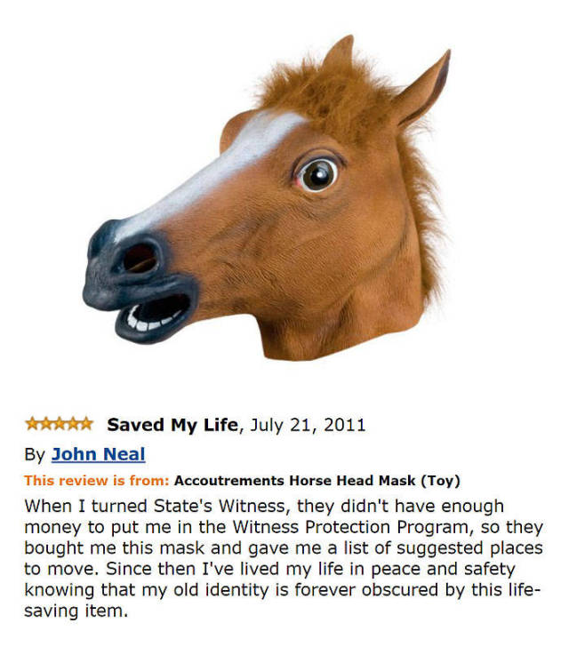 Hilarious Reviews You Can Only Find On Amazon