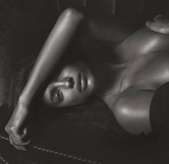 Irina Shayk Shows Some Skin On The Cover Of GQ Italy