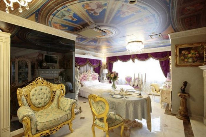 An Inside Look At The Fanciest Birthing Room In The World