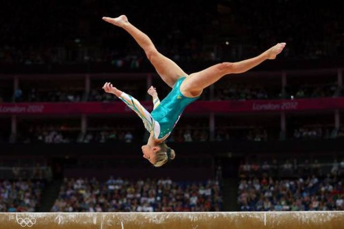 A Special Look At The Olympic Games Back In The Day And Today