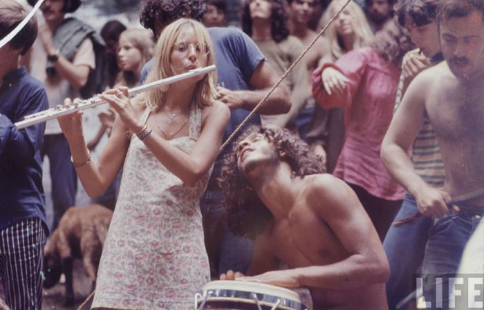 Photos That Show What It Was Like To Be At Woodstock In 1969, part 1969