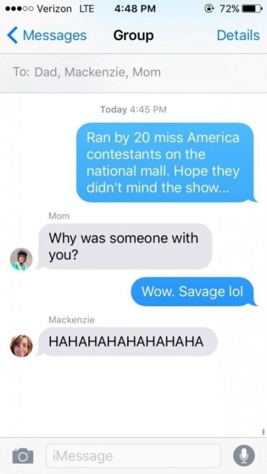 Mothers Who Have Awesome Text Messaging Skills