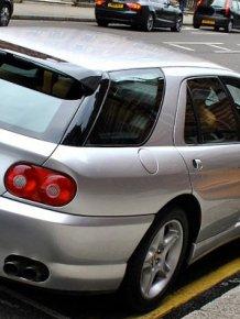 Rare super-cars modifications
