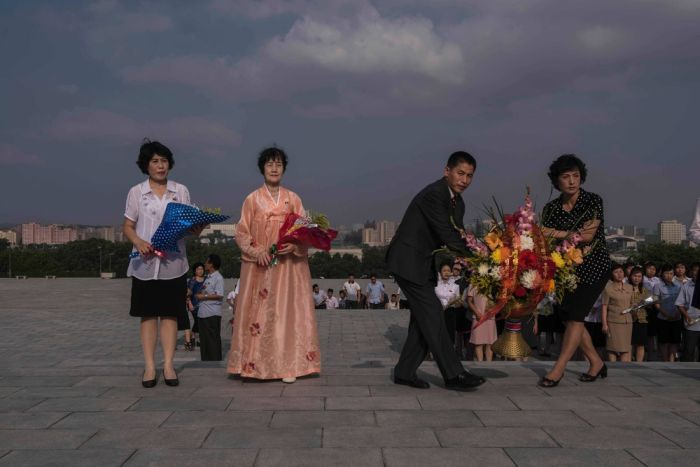These Pictures Will Give You A First Hand Look At Life In Pyongyang