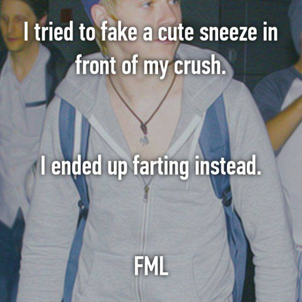 People Share Stories About Moments When They Farted In Public